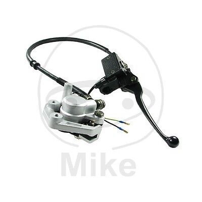 Scooter Complete Front Brake Caliper & Switch