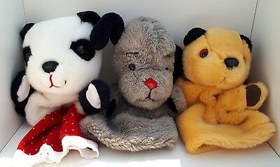 Sooty, Sweep And Sue Hand Puppets