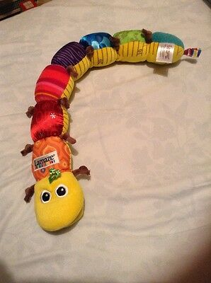 Lamaze Musical Inchworm, Baby Toy, Sensory