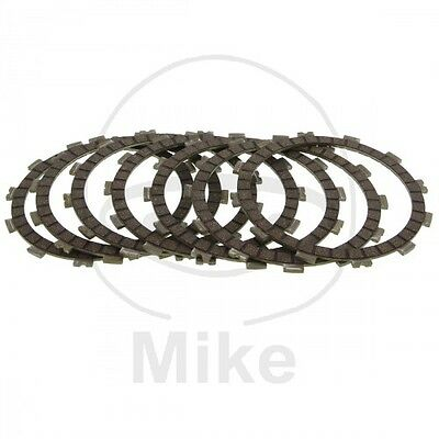 Scooter EBC Clutch Plate Set Std Friction Plates Only