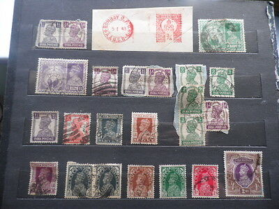 India ~ KGVI Mixed Used ~ Lot 2 ( June )