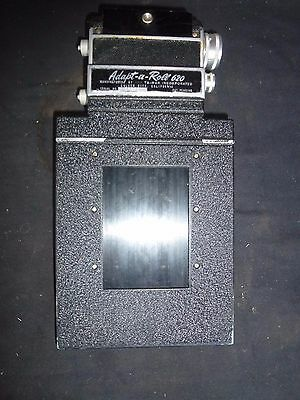 Vintage Adapt a Roll Roll 620 Film Holder 2x3