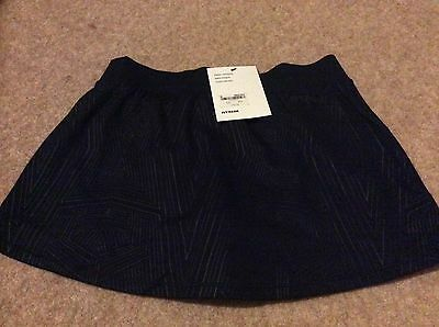 Ivy Park Topshop Black Skort/skirt/shorts Activewear Great 4 Summer Size S Bnwts