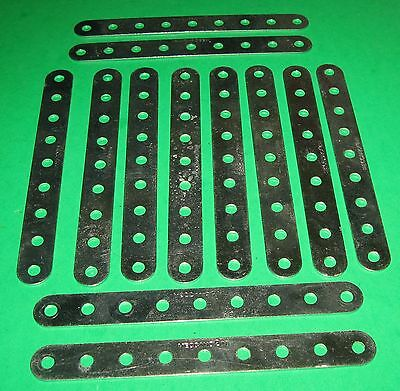 Meccano Used Parts Strips 4-1/2""