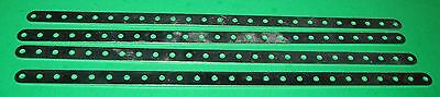 Meccano Used Parts Strips 12-1/2""