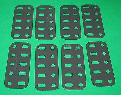 Meccano Used Parts Flat Girders 2-1/2""