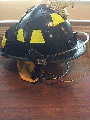 Morning Pride Ben 2 Fire Helmet New With Goggles