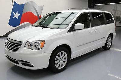2015 Chrysler Town & Country Touring Mini Passenger Van 4-Door 2015 CHRYSLER TOWN & COUNTRY TOURING LEATHER DVD 43K MI #510121 Texas Direct
