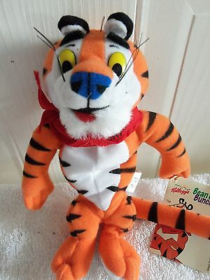 Kellogg's 1997 Bean Bag Tony The Tiger