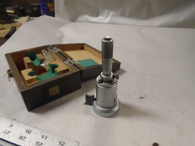 MACHINIST LATHE MILL Machinist MICRO Small Fowler Micrometer Height Gage Gauge