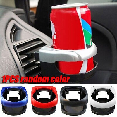 1pc Universal Car Auto Air Vent Outlet Cup Drink Bottle Can Holder Stand Mount