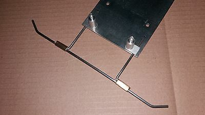 Associated Rc1 Front Bumper With Body Posts  ..marker. Pb. Dynamic. Delta.