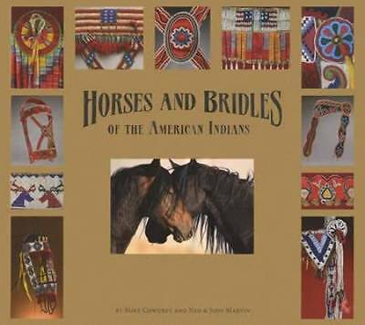 1800s & Up Indian Horses & Bridles Illust Historical Collector Ref w Color Maps