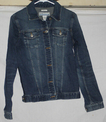 Women's Old Navy Maternity Denim Jacket--Size Small
