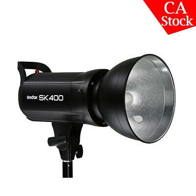 Godox 110V SK400 Camera Flash Studio Strobe Light Bulbs Head Monolight