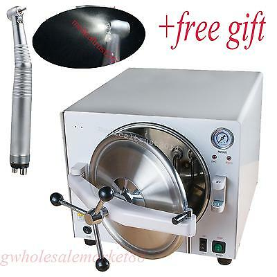 box type  27kg 18L stainless steel Dental lab surgical autoclave Sterilizer