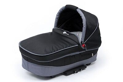 UNITED-KIDS Tragetasche für Kinderwagen A035, Design Black-Darkgrey
