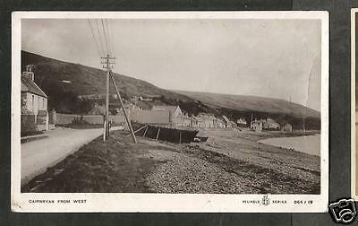 GUT Early Postcard, Cairnryan from the West, Wigtown