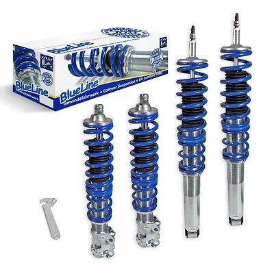 VW Golf MK4 - JOM 741000 Blueline Performance Coilovers Lowering Suspension Kit