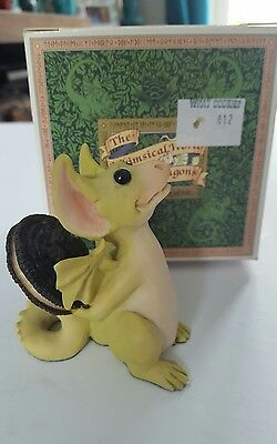 whimsical world of pocket dragons what cookie 1989 boxed excellent condition