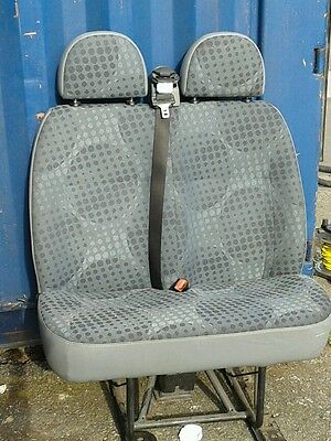 REAR DOUBLE SEAT FORD TRANSIT Mk 7