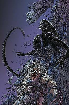 Aliens Dead Orbit #4 Preorder Near Mint First Print Bagged And Boarded