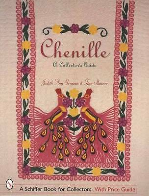 Vintage Chenille Collectors ID Price Guide - Bedspreads & More