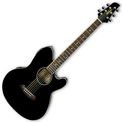 Ibanez TCY 10E BK Talman Electro-Acoustic Guitar in Black Ex Display