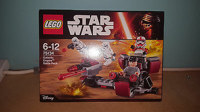 Lego Star Wars 75134 Galactic Empire Battle Pack New & Sealed