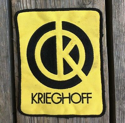 krieghoff hunting gun patch 1970s