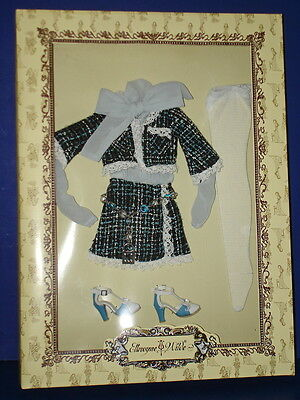"""Ellownye Wilde TWEED, SERIOUSLY? 16"""" Fashion Doll Outfit Robert Tonner"""
