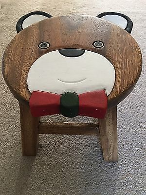 Childrens Character Stool