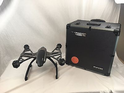Yuneec Typhoon  Q500 4K Multikopter Quadcopter Drohne ONLY inkl.Koffer Trolley