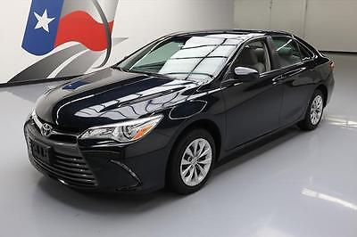 2016 Toyota Camry  2016 TOYOTA CAMRY LE AUTO REAR CAM BLUETOOTH 33K MILES #569160 Texas Direct Auto