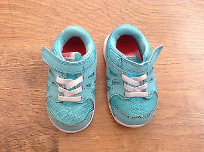 Nike Revolution 2 Infant Girls Trainers Size 4.5