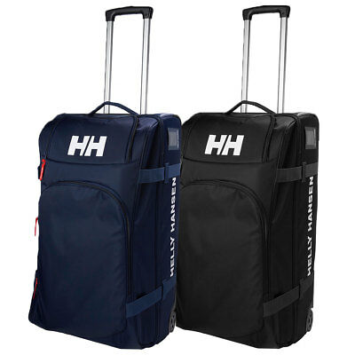Helly Hansen 2017 HH Waterproof Explorer Trolley Durable Suitcase 25% OFF RRP