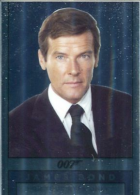 James Bond Archives 2017 Final Edition Mirror Mirror Chase Card MM12