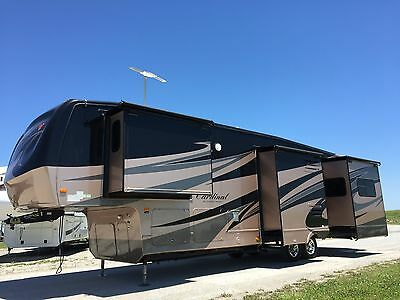 2011 Cardinal 40' 5Th Wheel 4Sd Full Body Paint Gorgeous 4 Yr Warranty Financing