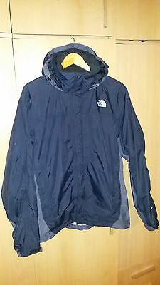 Men's The North Face HyVent black jacket size M