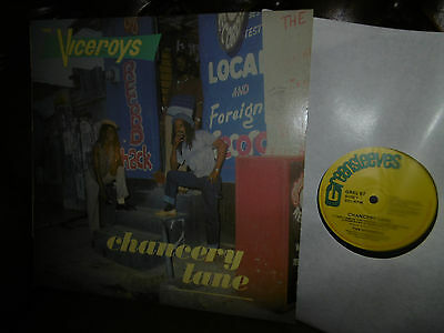 "Viceroys, Chancery Lane, REGGAE, UK England, Greensleeves, GREL 67, LP, 12"" 1984"
