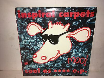 "Inspiral Carpets Cool As **** 12"" Ep"