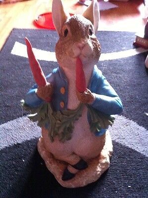 Beatrix Potter Peter Rabbit Large Figurine