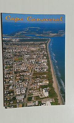 Postcard Cape Canaveral Usa Kennedy Space Centre
