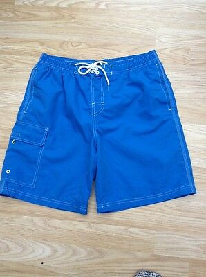 Mens Swim Shorts From Peacocks Size Medium