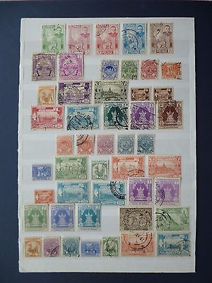 BURMA :- 1948 - 1954 : Mint & Used selection.
