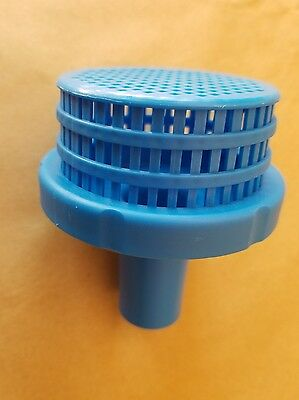 """Intex Pool Strainer Grid Parts Pump Filter Return 1"""" Wall Fitting Assembly"""