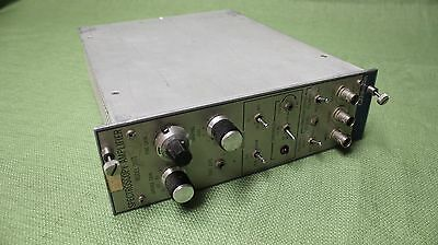 Canberra Model 2010 NIM Spectroscopy Amplifier