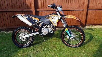 Ktm 400 Exc 2009 Very Low Hours