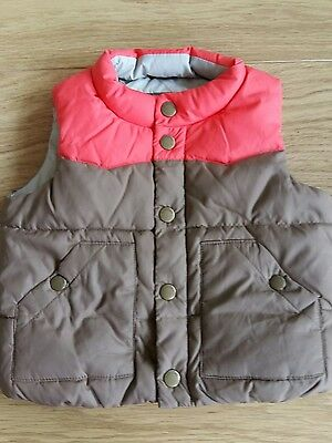 baby boys gilet 12-18months from GAP