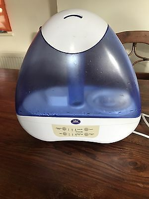 Prem-i-air EH1144 Ultrasonic Humidifier with Ioniser